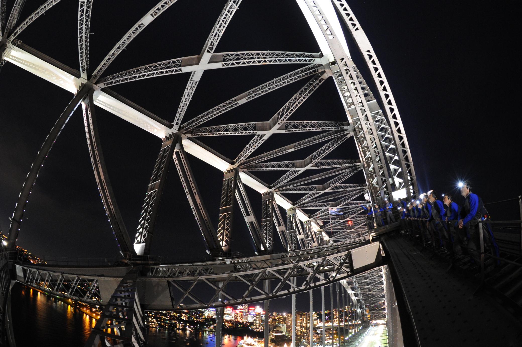business valuation, sydney, bridgeclimb, harbour bridge